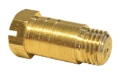 BRASS M8 MALE LOW PRESSURE TEST POINT PACK OF 100
