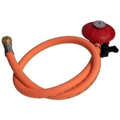 BBQ Gas Regulators and Hoses