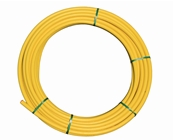 63MM PE YELLOW GAS PIPE SDR11 50 METRE COIL